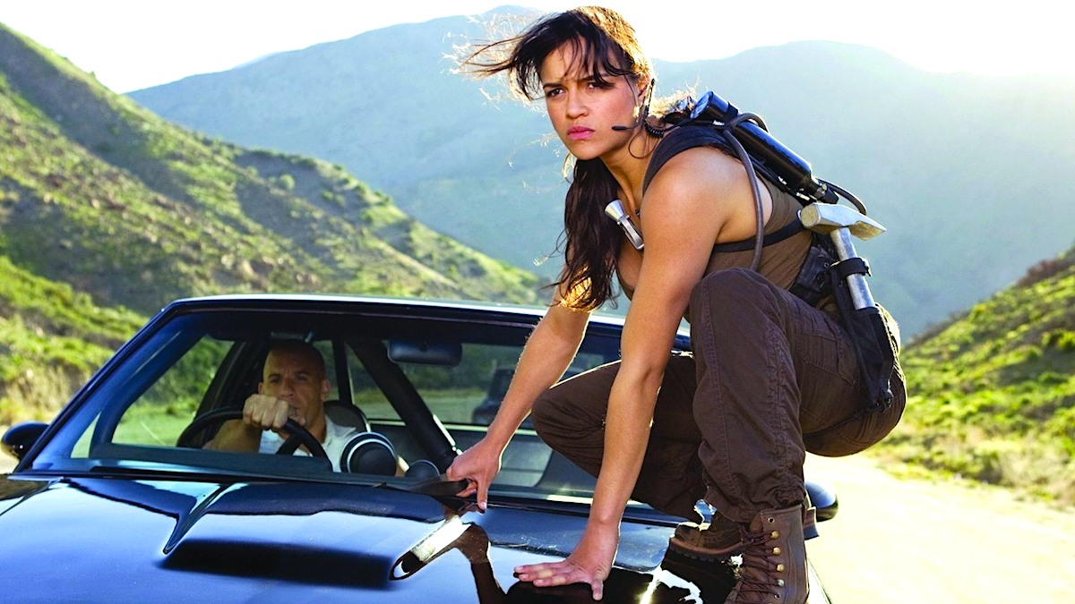 movies/tv, Fast and Furious, Michelle Rodriguez