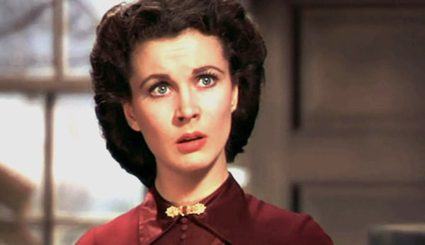 movies/tv, gone with the wind, Scarlett O'Hara, Vivien Leigh