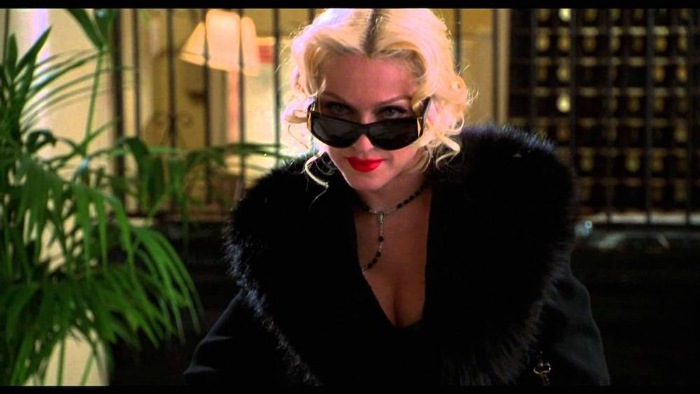 movies, Four Rooms, madonna