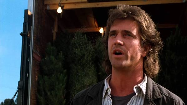 movies, Lethal Weapon, Mel Gibson