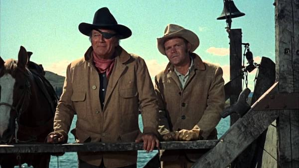 movies, John Wayne, True Grit