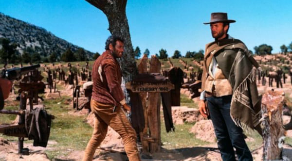 movies, The Good The Bad and the Ugly, Clint Eastwood