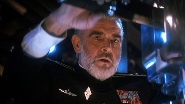 movies, The Hunt For Red October, Sean Connery
