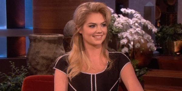 Kate Upton, The Ellen DeGeneres Show, Michigan, geo, hero