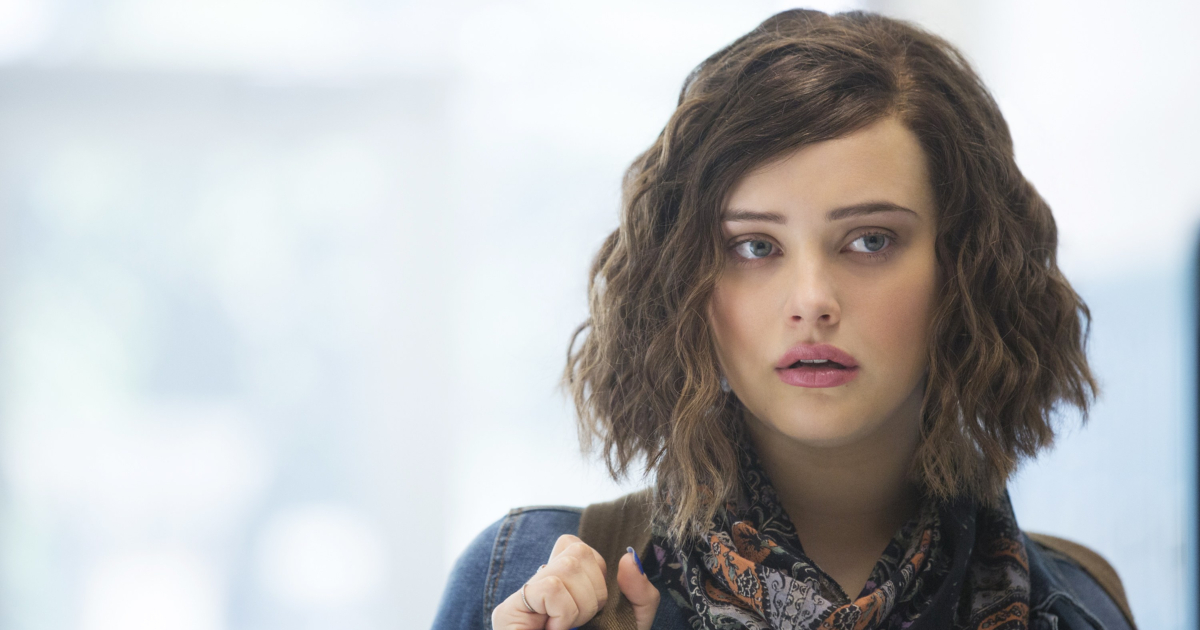 Katherine Langford as Hannah Baker in Netflix's 13 Reasons Why
