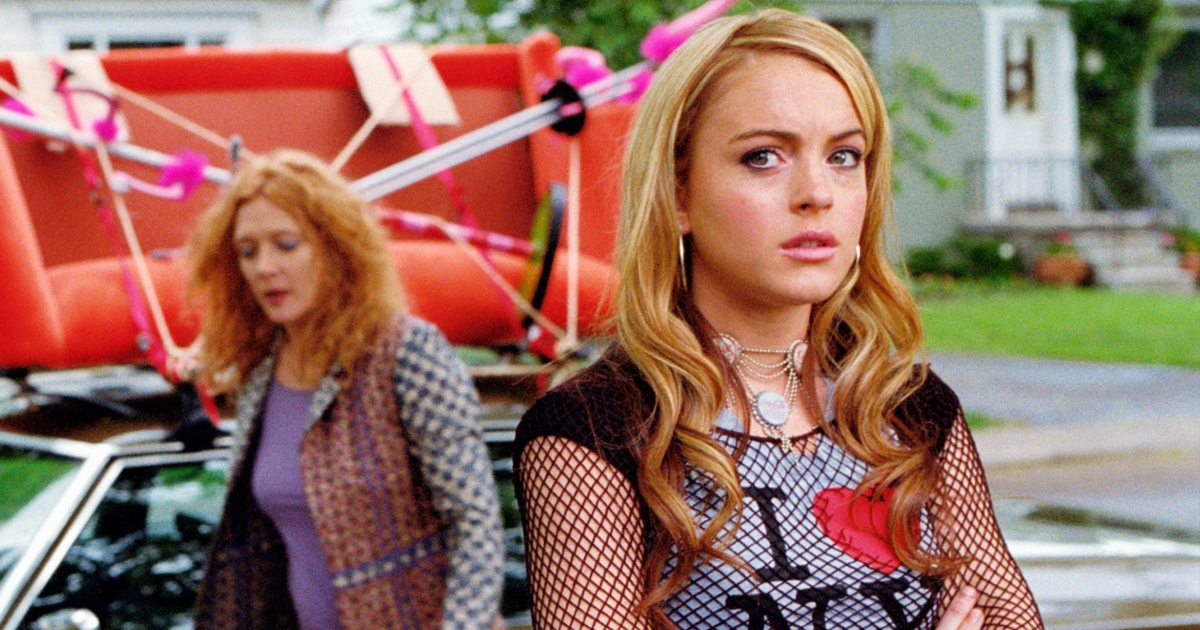 Lindsay Lohan in Confessions of a Teenage Drama Queen