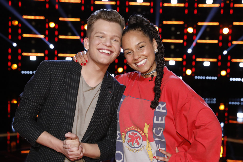How Old is Britton on The Voice, Britton Buchanan, finalist 2018, facts, profile