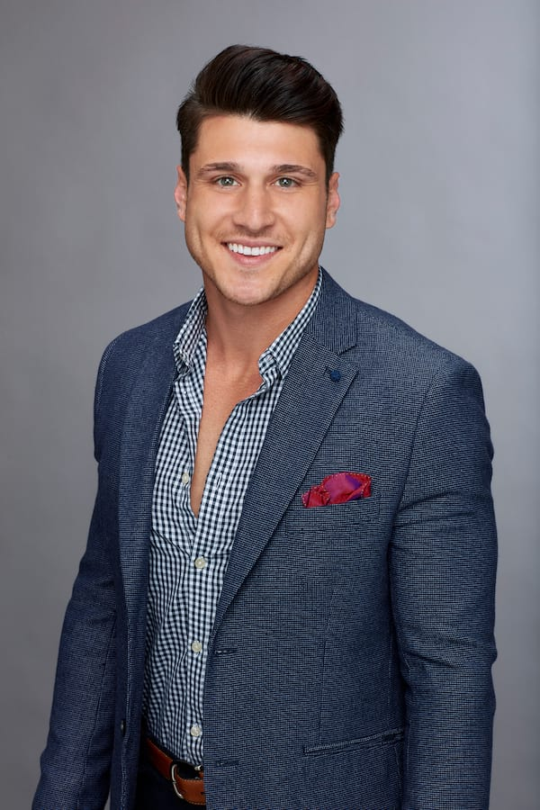 connor, elimination, kicked off, becca kufrin, bios 2018, season 14 contestant, who went home on the bachelorette last night, tonight