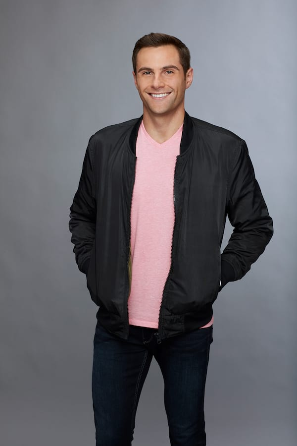 David, elimination, kicked off, becca kufrin, bios 2018, season 14 contestant, who went home on the bachelorette last night, tonight