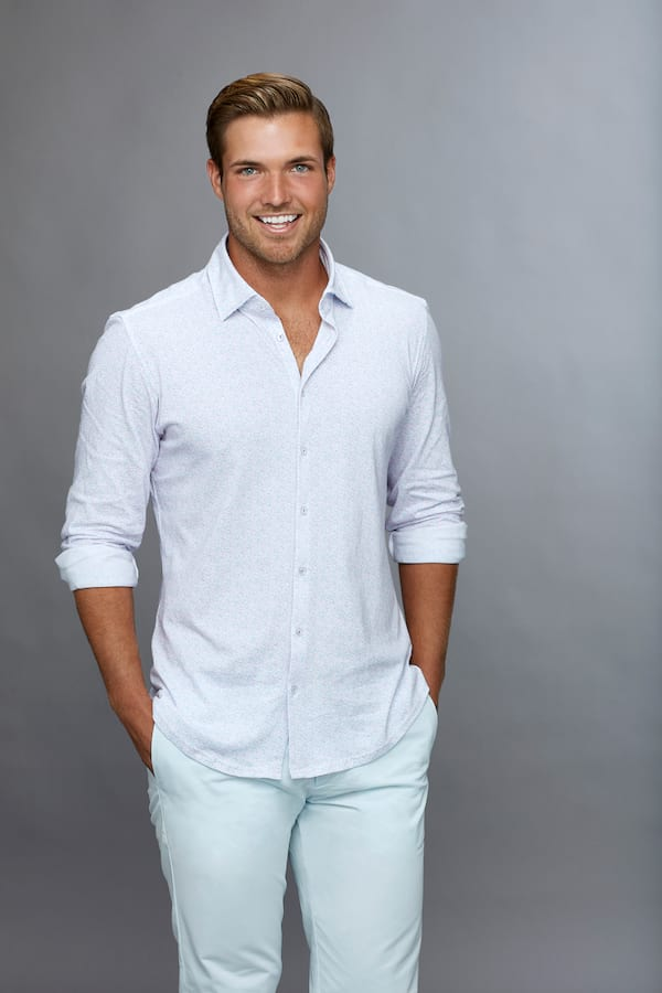 jordan, kicked off, becca kufrin, bios 2018, season 14 contestant, who went home on the bachelorette last night, tonight