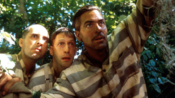 movies, oh brother where art thou, george clooney