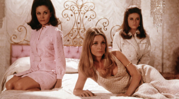 movies, valley of the dolls, sharon tate