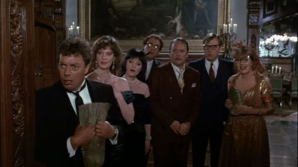 movies, clue, tim curry