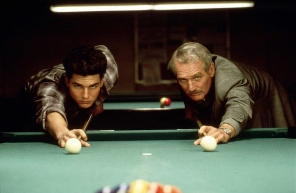 movies, the color of money, tom cruise, paul newman