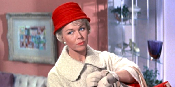 movies, doris day, the thrill of it all