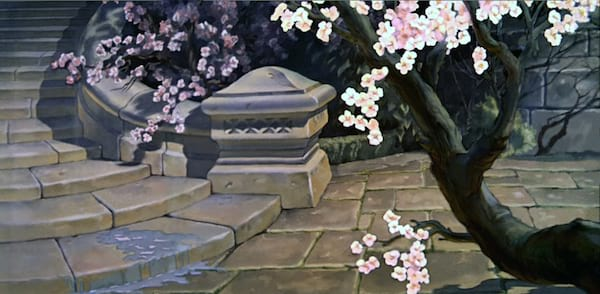 movies, Disney, snow white and the seven dwarfs, flowers