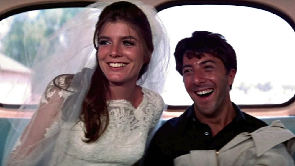 movies, The Graduate, Dustin Hoffman