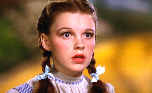 movies, the wizard of oz, judy garland