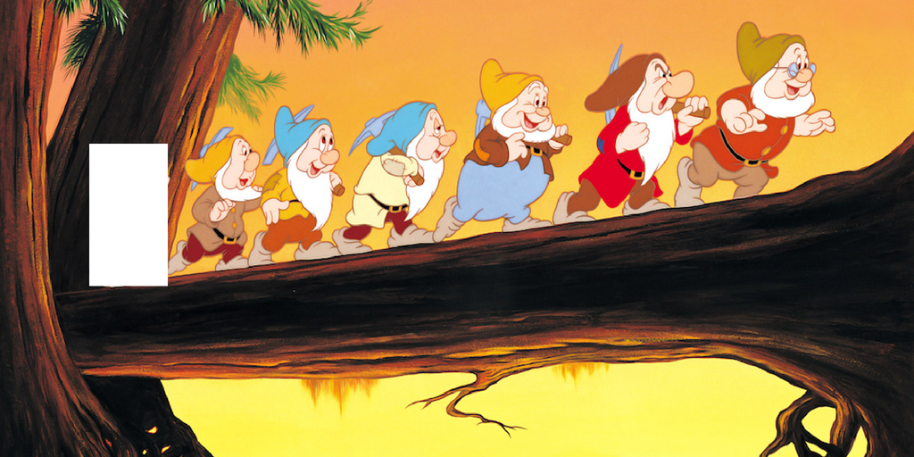 movies, Disney, snow white and the seven dwarfs