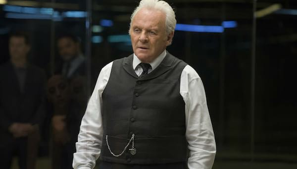 tv, westworld, anthony hopkins as dr. robert ford