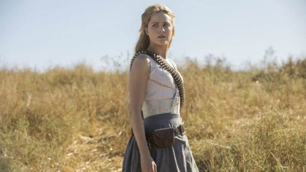 tv, westworld, evan rachel wood as wyatt