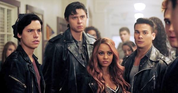 The Southside Serpents coming to Riverdale High on The CW's Riverdale