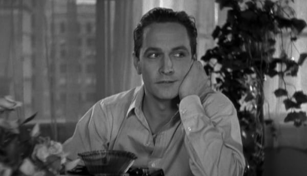 movies, celebs, frederic march, merrily we go to hell, pre-code