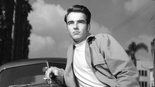 celebs, classic stars, montgomery clift