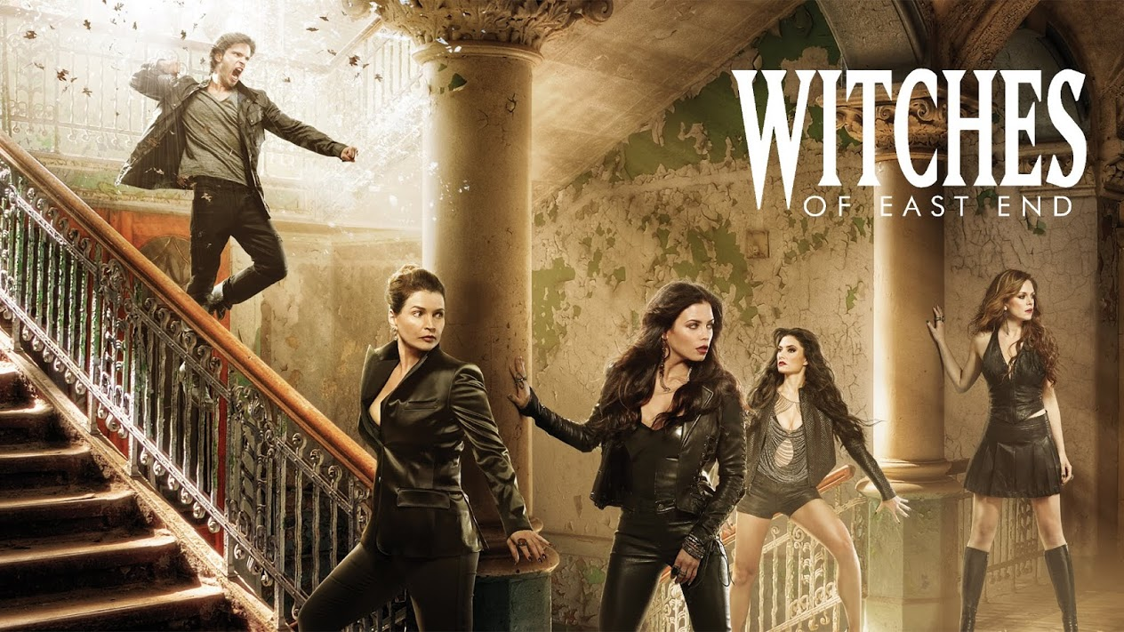 Cast of the Witches of East End., tv, pop culture