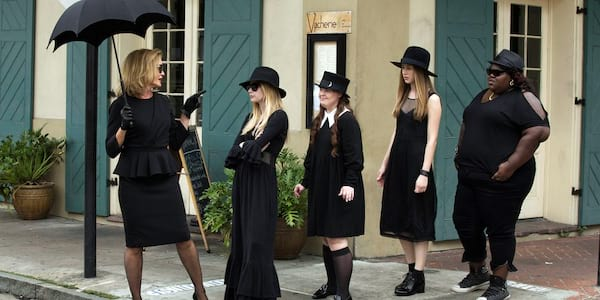 Cast of American Horror Story: Coven., pop culture, tv