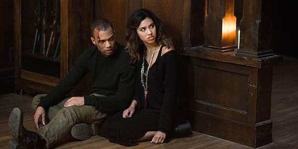 Max and Alicia from Supernatural., tv, pop culture