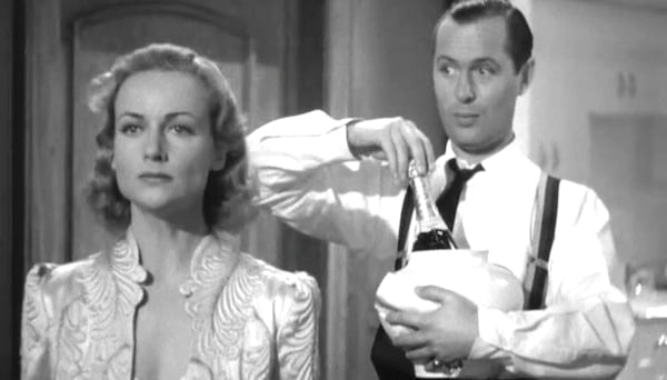 movies, mr. and mrs. smith, Carole Lombard, robert montgomery