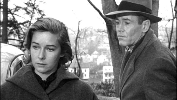 movies, the wrong man, henry fonda, vera miles