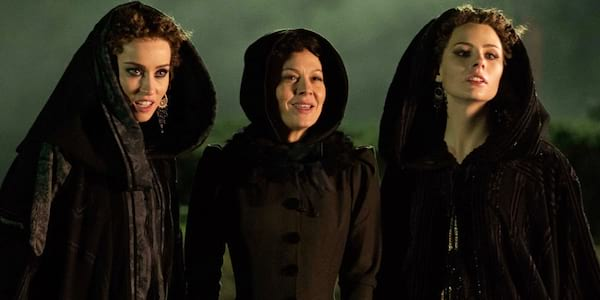 Witches from Penny Dreadful., tv, pop culture