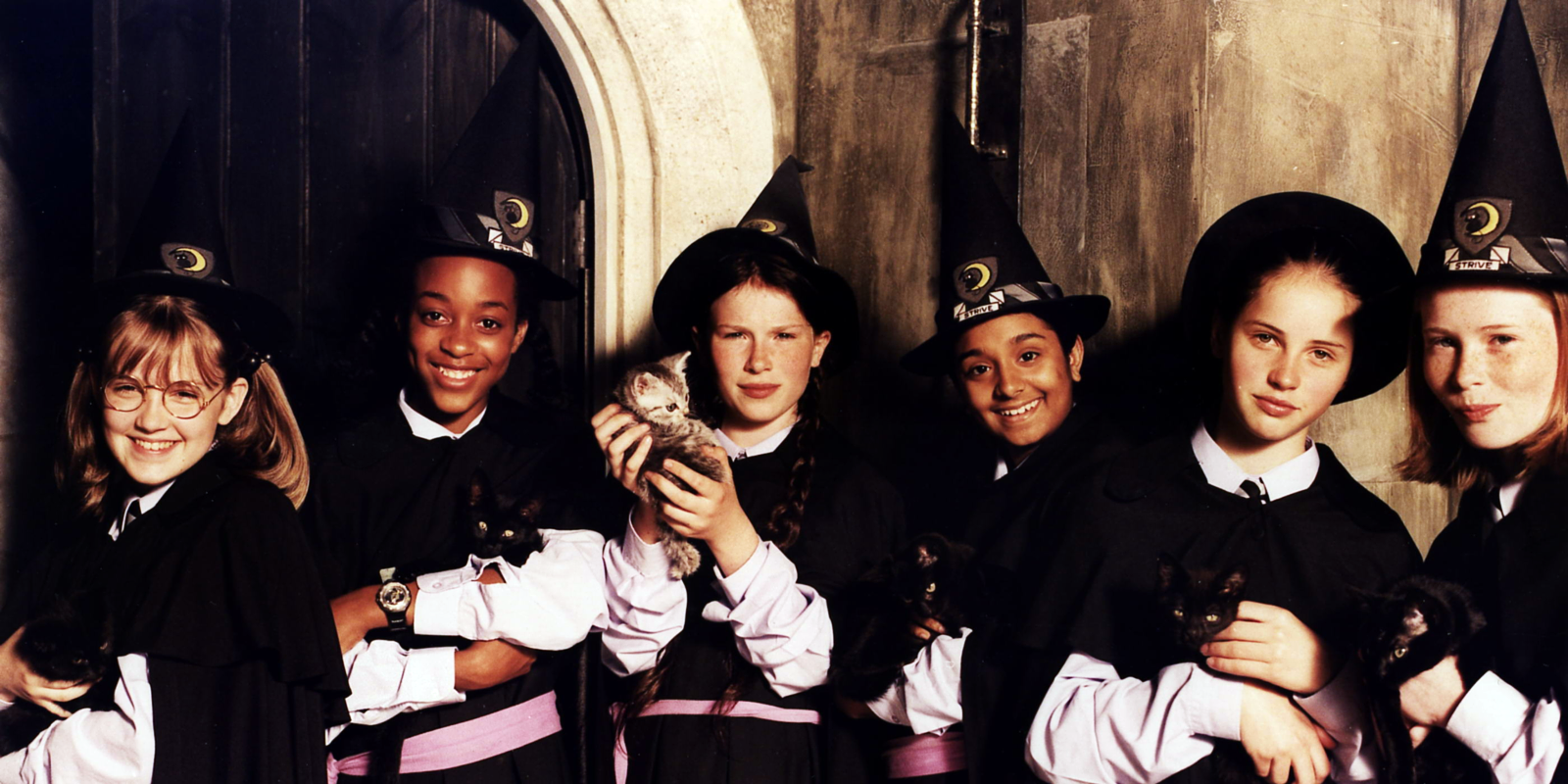 Cast of The Worst Witch., tv, pop culture