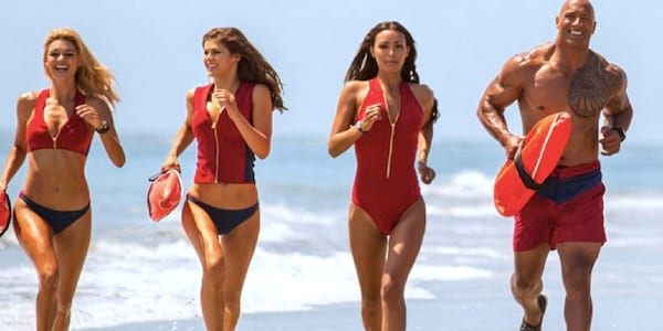 best gym instagram captions, workout, exercise, beach, swimsuit, Baywatch, running, fit