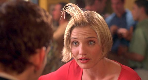 funny, hair, personality, quiz, good, celebs, cameron diaz, juju, Something About Mary, movies