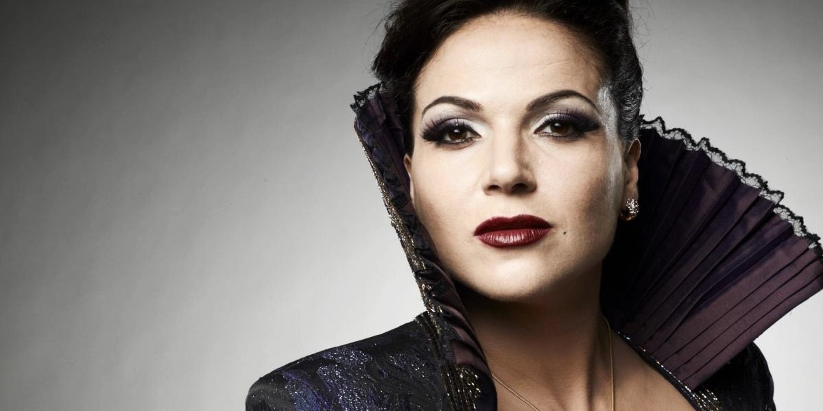 Regina from Once Upon a Time., tv, pop culture