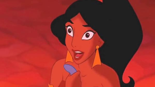 movies, Disney, aladdin, jasmine