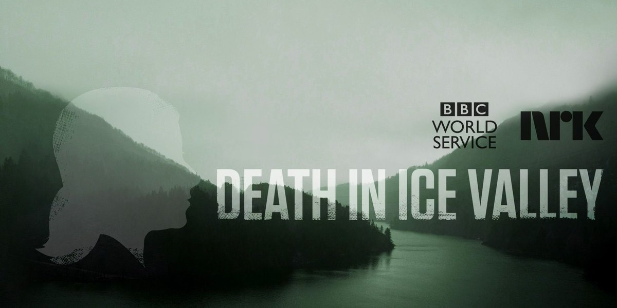 Death in Ice Valley banner., pop culture