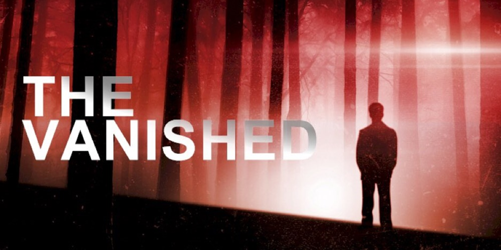 The Vanished podcast banner., pop culture