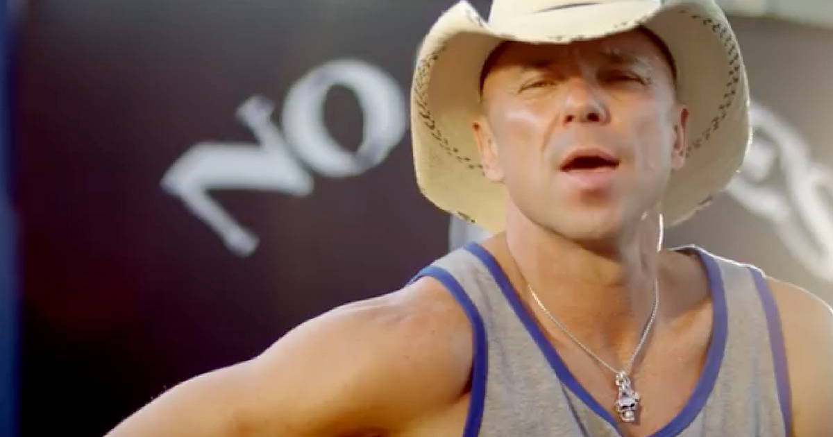 Kenny Chesney, country music