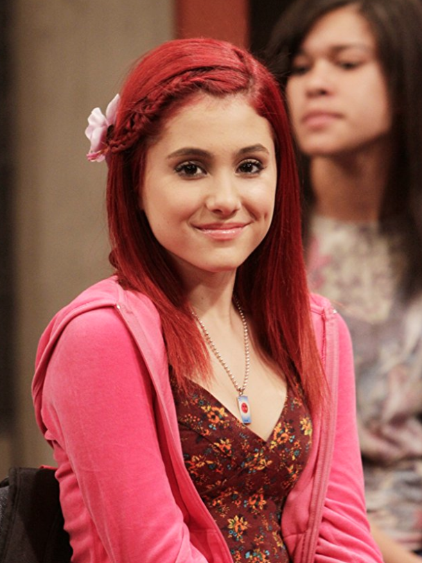 ariana grande then and now pete davidson, ariana grande, victorious