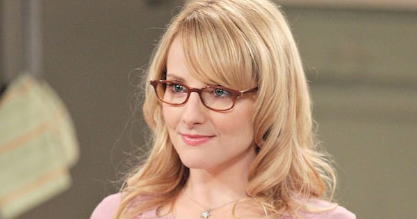 Melissa Ivy Rauch as Bernadette Rostenkowski on The Big Bang Theory