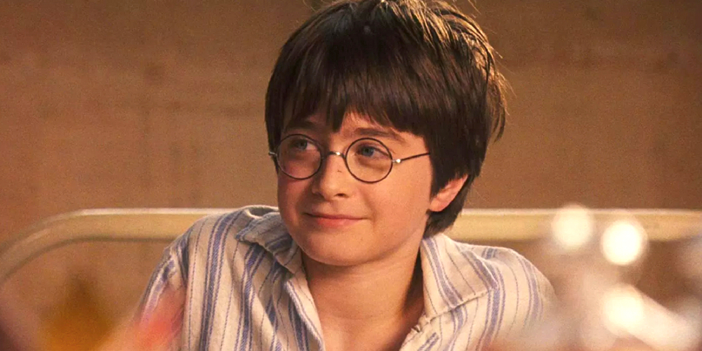Harry Potter and the Sorcerer's Stone, harry potter, harry, happy