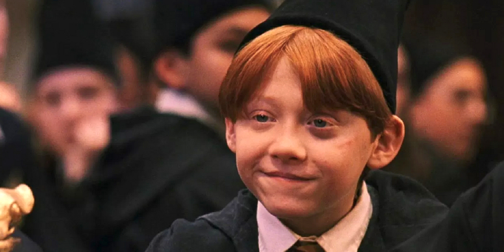 Harry Potter and the Sorcerer's Stone, harry potter, ron weasley, ron, Weasley