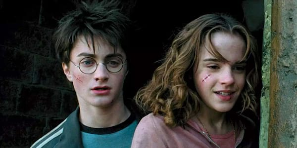 Harry potter and the prisoner of askaban, harry potter, harry, Hermione Granger, hermione, harry and hermione