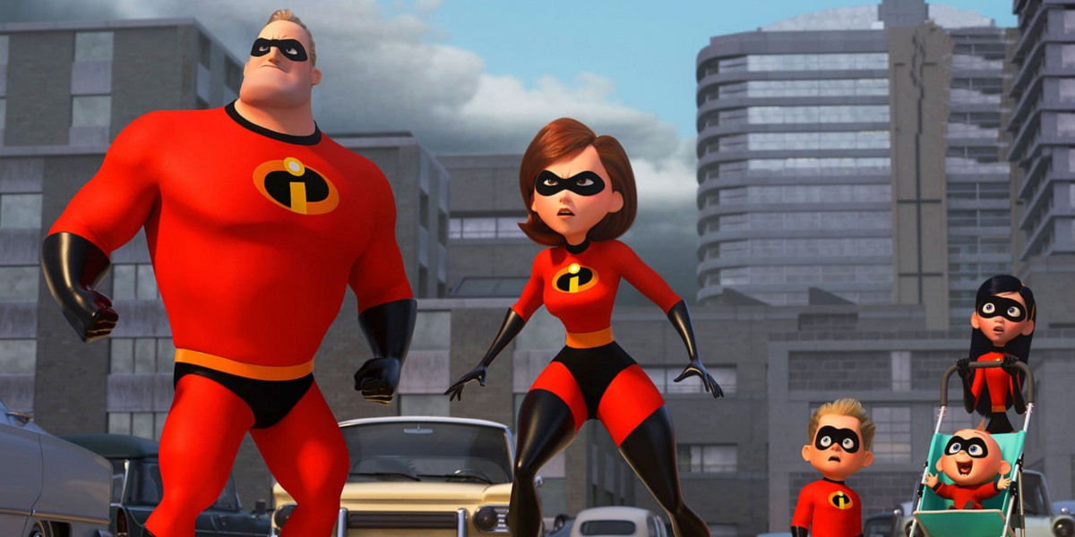 is the incredibles on hulu, Netflix, amazon prime, youtube, freeform, where to watch