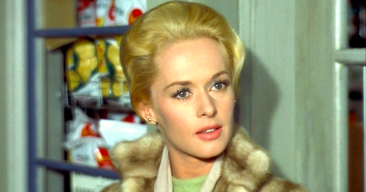 movies, celebs, The Birds, tippi hedren, ., blonde woman