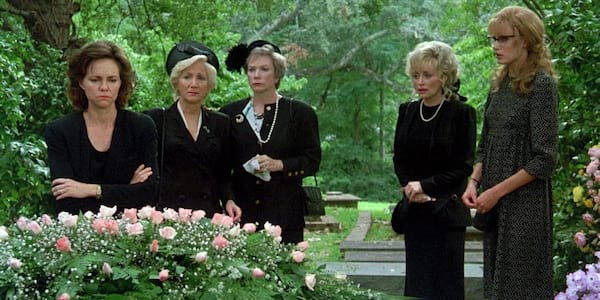 Steel Magnolias cast., movies, pop culture